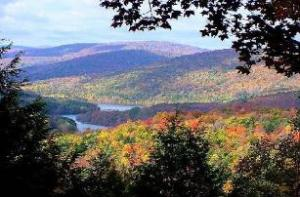 The Catskills in Autumn