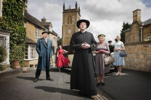 Father Brown Mysteries BBC/PBS