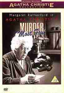 Murder Most Foul starring Dame Margaret Rutherford, 1964