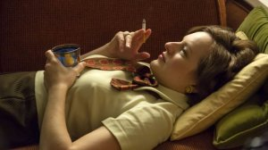 Peggy Olson is too cool!
