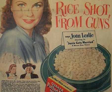 Like White on Rice, Gang!