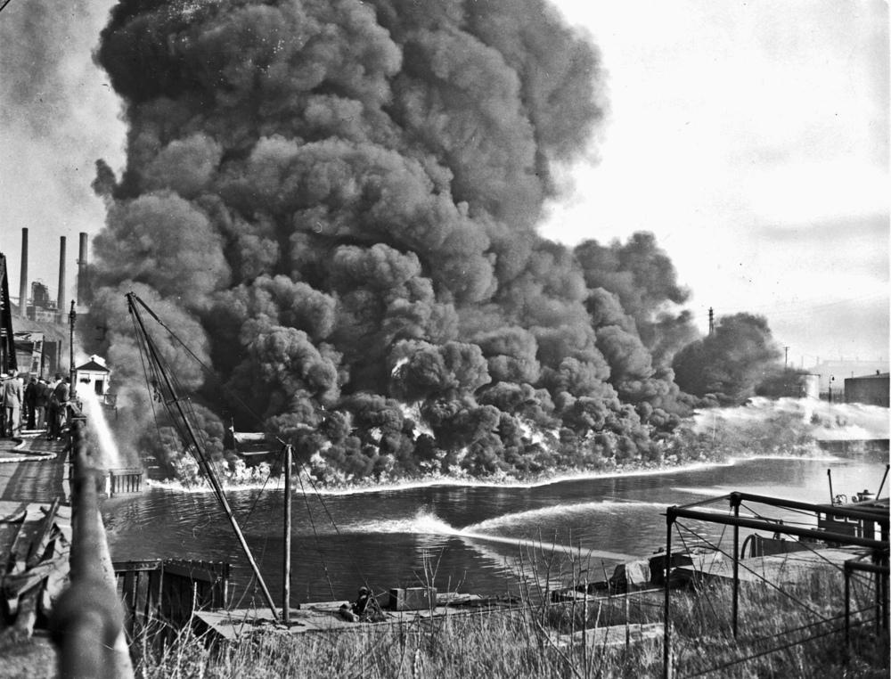 Help light Ignite, a celebration of the 1969 Cuyahoga River Fire ...