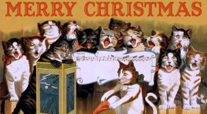 Here Comes Christmas!!