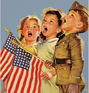 Happy Flag Day to One and All!
